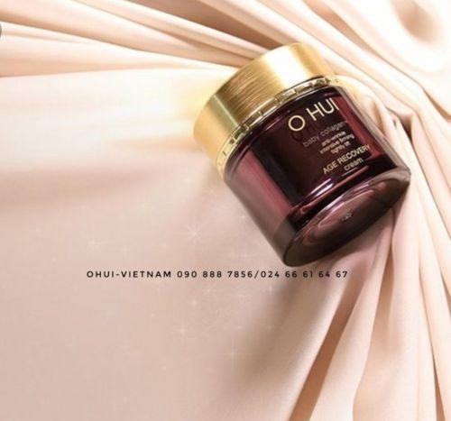OHUI Age Recovery Cream Kem dưỡng bổ sung Baby Collagen trong da 50ml