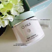 OHUI Tender Massage Cream Kem massa cung cấp ẩm, tăng cường lưu thông và tuần hoàn máu 230ml