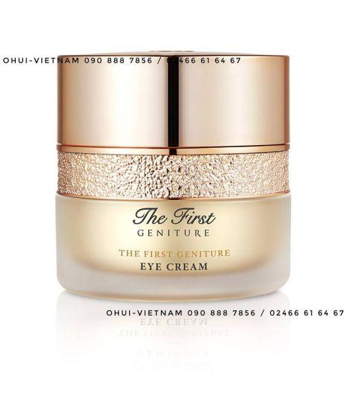 OHUI The First Geniture Eye Cream Kem tái sinh và trẻ hóa làn da vùng mắt 25ml