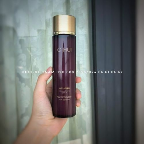OHUI Age Recovery Skin Softener Nước hoa hồng Baby collagen 150ml