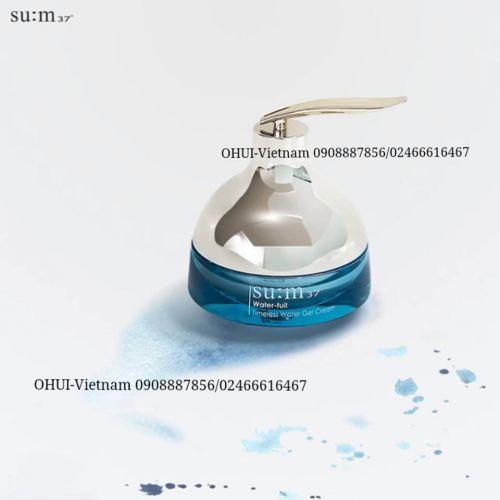 SU:M37 Water-full timeless water gel cream Kem dưỡng ẩm cấp nước mạnh mẽ cho da 50ml