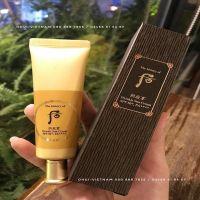Whoo Wrinkle Sun Cream SPF50+/PA++++ Kem chống nắng Đông Y cải thiện nếp nhăn 50ml