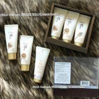 Whoo Royal Hand Cream Kem dưỡng da tay Đông y giải thoát đôi tay khỏi tình trạng nhăn nheo, khô ráp, kém mềm mại 20ml