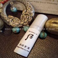 Whoo Radiant White Eye Serum dưỡng chống thâm quầng mắt Đông Y Hoàng Cung 4ml