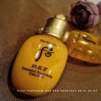 Whoo Essential Nourishing Emulsion Sữa dưỡng ẩm và chống lão hóa da Đông Y Hoàng Cung 20ml