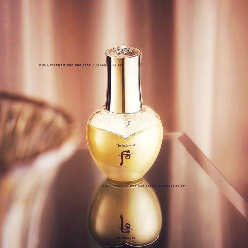 Whoo Radiant Regenerating Gold Concentrate Tinh chất Nhân sâm núi Hoàng Kim cao cấp 40ml
